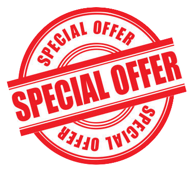 Logo for SPECIAL OFFER