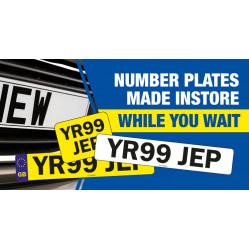 Category image for Number Plates
