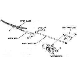 Category image for Wiper Gears & Linkage & Motors